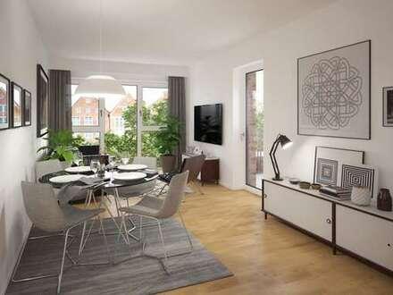 1-Zi-City-Wohnung mit Sonnenterrasse - Jetzt für Januar 2023 sichern!