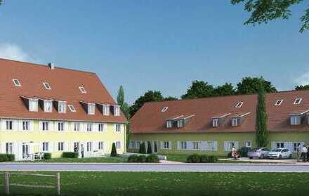 Erstbezug: exklusive 2-Zimmer-Garten-Wohnung mit EBK in Grafrath