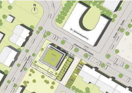Penthouse | 140 m² | Ost/Süd/West Dachterrasse in Bestlage | Barrierefrei/Große Dusche/Moderne Küche