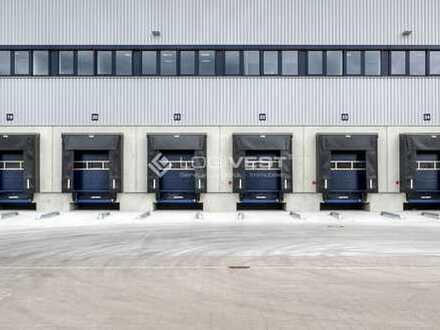 Neuwertige Logistik-und Lagerhalle in Regensburg