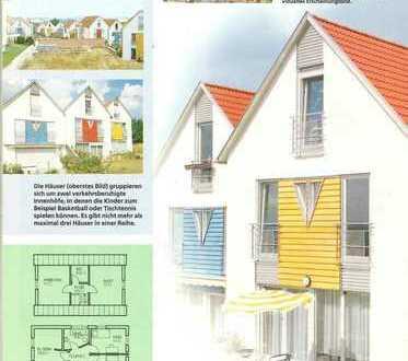 Reihenmittelhaus mit Garten, Carport und Holzofen
