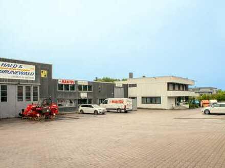 Industrieareal mit Perspektive in Herrenberg zu verkaufen