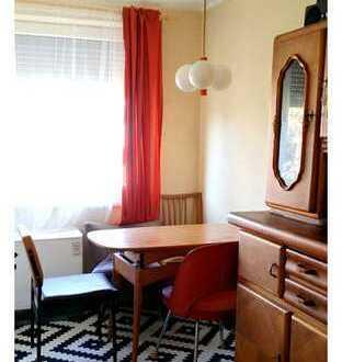 Ab sofort: möbilierte 1-Zi-Wohnung mit gemütlicher Wohnküche zu vermieten