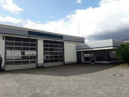 Kfz-Werkstatt mit Büro- und Lagerräumen zu vermieten