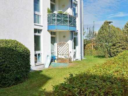 1-Zimmer-Apartment als kleines Investment in einzigartiger Wohnlage nahe der Elbauen!