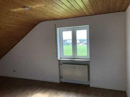 Schöne 3-Zimmer-DG-Wohnung in Workerszell - 5 Fahrminuten nach Eichstätt