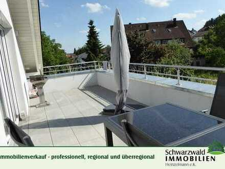 4,5-Zimmer-Traumwohnung mit Doppelgarage in 72290 Loßburg