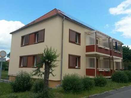 Energetisch sanierte 3-Raum-Wohnung mit Dusche und Balkon