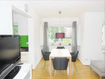 TOPLAGE!!! Möblierte 2 Zi. Wohnung im Kreuzviertel zu vermieten