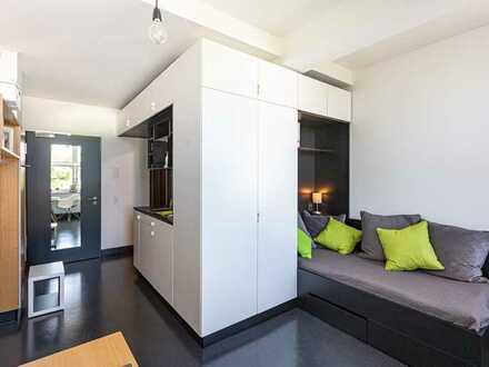 Möbliertes Apartment in modernem Studentenwohnheim | 19 m² - 21 m² | ab 595 € | Typ Alsterarkaden