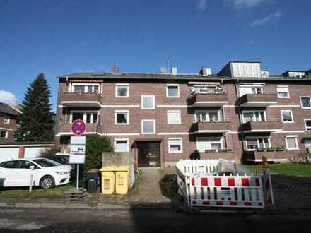 Schöne helle 3 Zi. ETW mit Balkon + Garten in ruhiger Lage von Düsseldorf-Wersten ! !