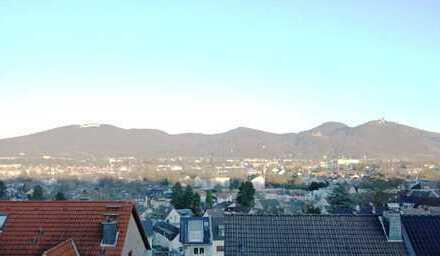 Tolle Aussichten! 3-Zimmer-Wohnung mit 3 Balkonen und Garage in Bonn-Muffendorf/Lannesdorf