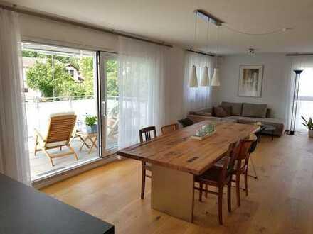 Helle und ruhige 4-Zimmer-Wohung in Kirchheim-Jesingen