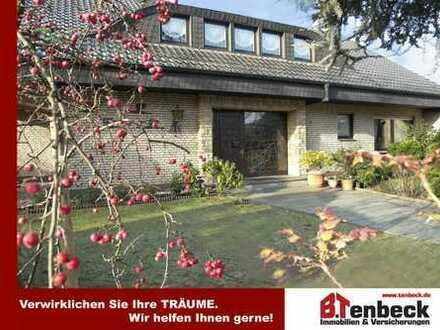 +++Großzügiges Einfamilienhaus in guter und ruhiger Wohnlage von Bocholt-Stenern!!!+++