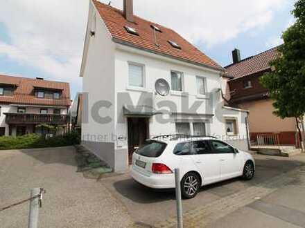 Kapitalanleger aufgepasst! - Attraktives Zweifamilienhaus in Bondorf