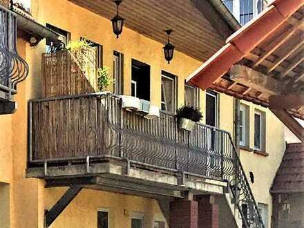 Ohne Maklerprovision außergew. mediterane 4-Z-Mais.-Wohnung in schöner Lage auch als Kapitalanlage