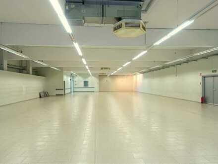 Attraktive Verkaufsfläche mit 732 m² im Einkaufszentrum