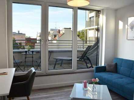 Individueller Grundriss - Apartment mit Terrasse