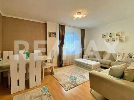 DIREKT AN DER STEINLACH! 3-Zimmer Wohnung in Dußlingen.
