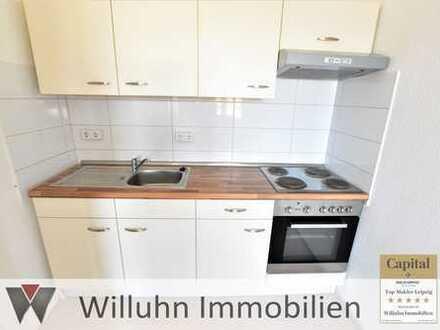 Wohnung mit Küche und Balkon sucht Familie