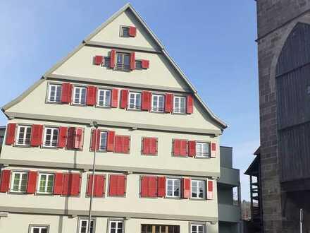 Geräumige 2-Zimmer-Maisonetten-Wohnung zur Miete in Schwäbisch Gmünd