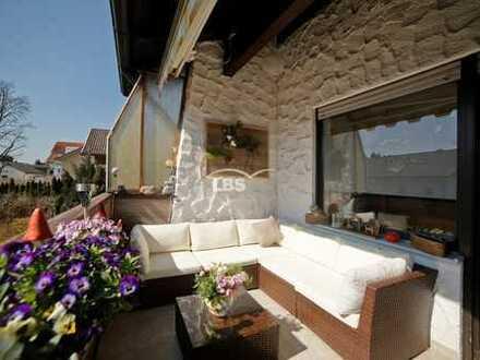 Großzügige und flexible Maisonette-Wohnung mit Süd-Loggia und West-Balkon