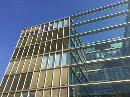 Repräsentative Geschäftsräume in idealer Lage im Europaviertel