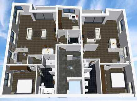 Neubau-Obergeschosswohnung zum Verlieben
