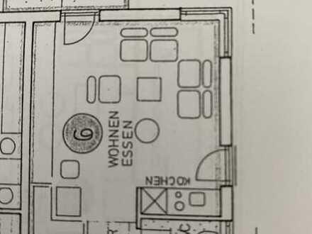 Neuwertige 1-Zimmer-Wohnung mit Balkon und Einbauküche in Mühlacker