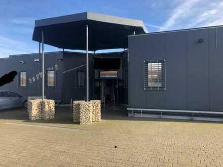 Büro, Ausstellungsfläche