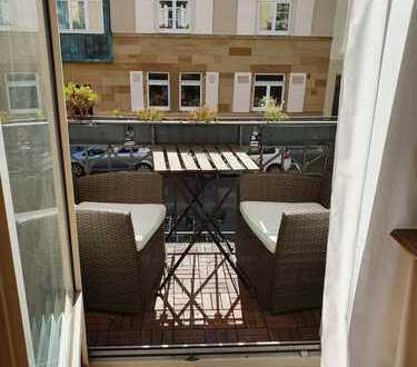 Attraktive 3-Zimmer-Wohnung mit 2 Balkonen nahe HBF