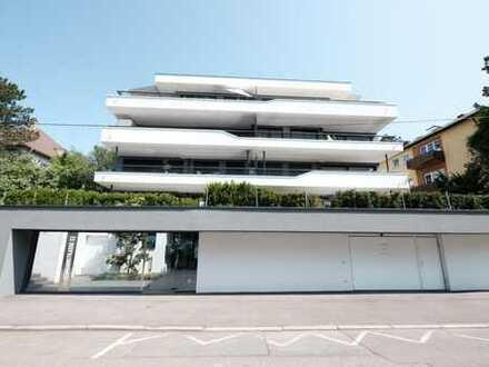 Moderne 3,5-Zi.-Wohnung in gefragter Aussichtslage der Gänsheide zu vermieten!