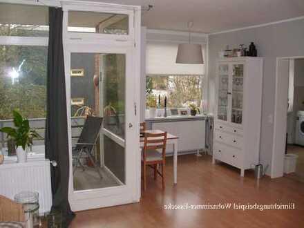Kirchrode - Südbalkon, Parkett, Gartennutzung, Küche, energiesaniert!