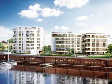 Attraktive 2 Zi.-ETW mit 30m² Wohn-/Essbereich und 10m² Balkon