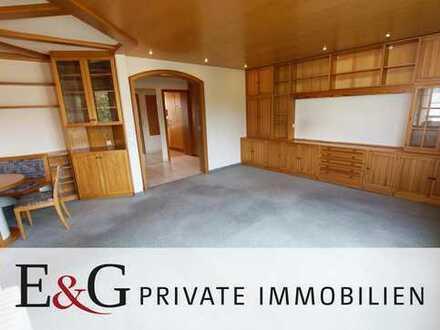 Sehr gut geschnittene 4,5-Zimmer-Wohnung in ruhiger Lage in Altbach