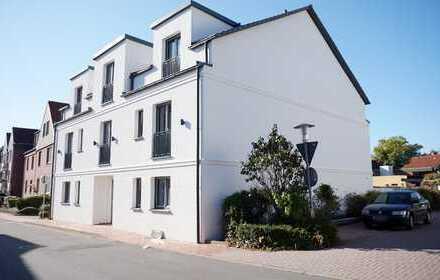 BURGDORF-MITTE: Hochmoderne WHG m. Balkon - 1.OG / barrierefrei-seniorengerecht / NEUBAU