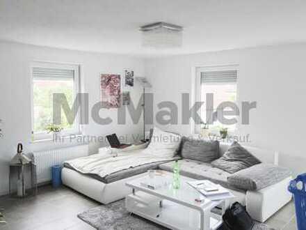 Top-sanierte 4-Zimmer-Wohnung mit Balkon und gehobener Ausstattung!