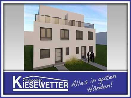 Neubau-Erstbezug: Großzügige DHH in begehrter Wohnlage mit Blick über Herrnsheim