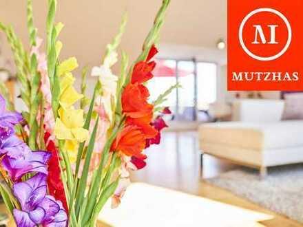 MUTZHAS - Dachgeschosswohnung mit Penthouse-Flair und atemberaubende Ausblicke!