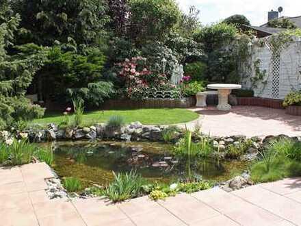 Erdgeschosswohnung mit Garten in begehrter Lage von Melle-Mitte!