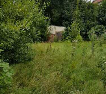 Bebaubares Gartengrundstück in Chemnitz zu verkaufen