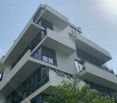 Design Penthouse mit viel Terrassenfläche und gehobener Ausstattung
