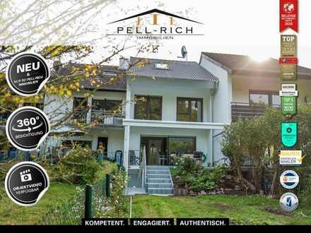 WOHNFÜHLHIMMEL: Reihenmittelhaus mit Garten in Waldbronn-Etzenrot zur Miete