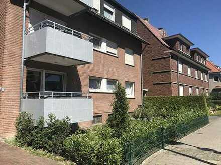 Zentrale 3-Zimmer-Wohnung mit Balkon in Münster-Wolbeck