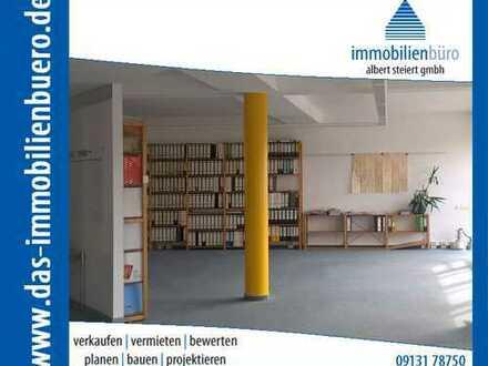 Gewerbefläche mit zwei voneinander abgetrennten Büros in zentraler Lage in Uttenreuth