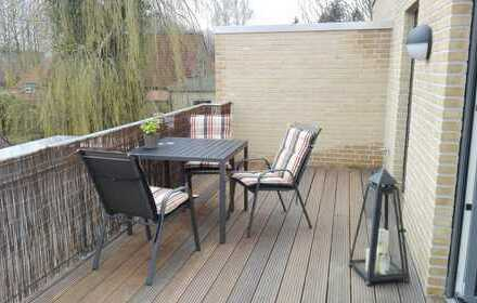 Schöne 2-Zimmer-Wohnung mit Balkon und EBK in Aurich