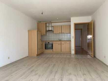 Tolle 2-Zimmer Terrassenwohnung mit Einbauküche, Keller und Tiefgaragenstellplatz