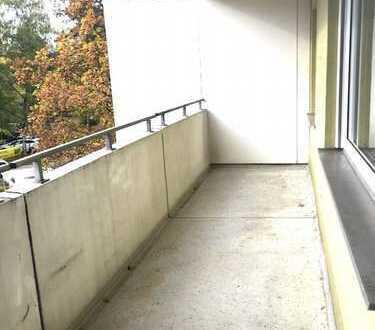 S O F O R T - freie 4 8 qm Wohnung + großen SONNEN- BALKON + LIFT in Komfortwohnanlage nahe Waldrand