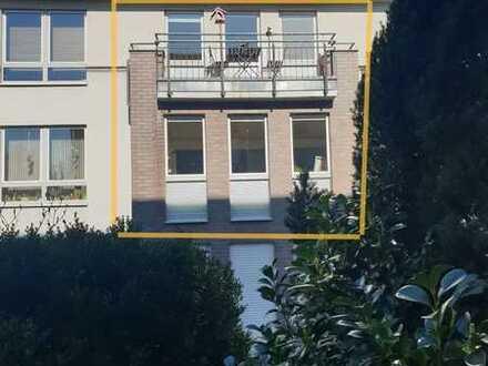 Helle 2-Zimmer Maisonettewohnung in Teltow-Seehof