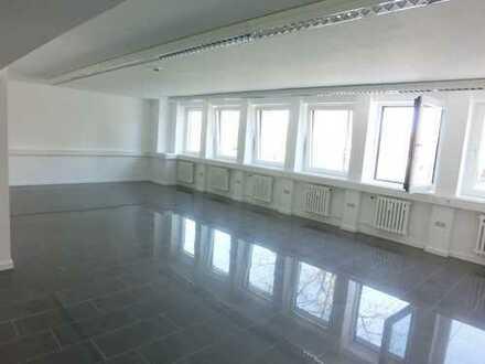 Renovierte Büroetage mit Neckarblick am Friedrichsring!